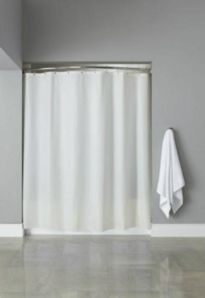6 Gauge Vinyl Hooked Shower Curtain, 6 Gauge, Vinyl, Hooked, Shower, Curtain, hookless, focus group, bulk
