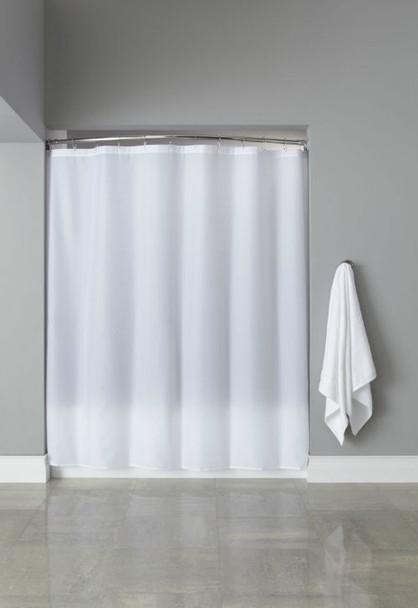 Basic Poly Hooked Shower Curtain, Basic, Poly, Hooked, Shower, Curtain, focus group, bulk