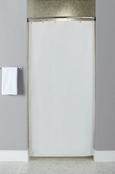10 Gauge Vinyl Stall Hooked Shower Curtain, 10 Gauge, Vinyl, Stall, Hooked, Shower, Curtain, focus group, bulk