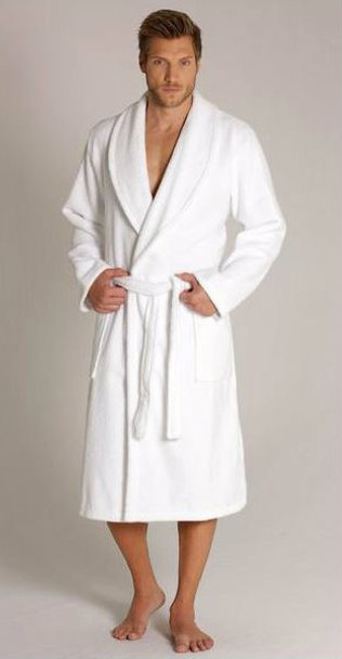 Terry Shawl Velour Robe, Terry, Shawl, Velour, Robe, venus, 100% Cotton