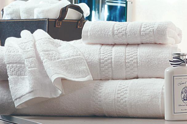 Linea Roma Towel Collection, Linea, Roma, Towel, Collection, 100% Ring spun Cotton, Venus, 700 GSM, dobby border