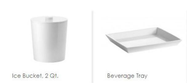 Spa White Barware, Spa, White, Barware, focus, group, bareware, collection, amenities