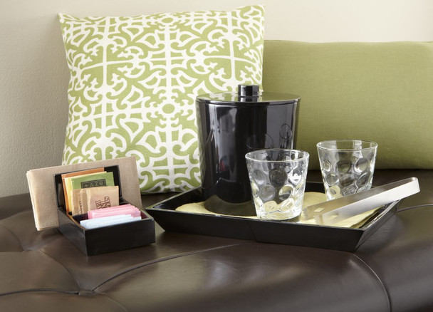 Spa Black Barware, Spa, black, barware, collection, focus, products, bathroom, amenities
