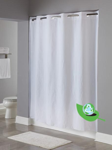 5 Gauge, PEVA,  Hookless, shower, curtain, focus, group, peva, 5 gauge
