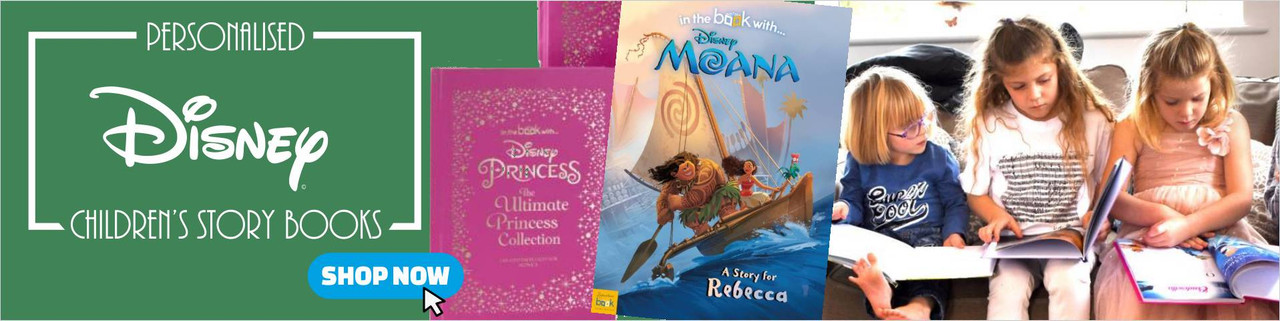 Personalised Disney Storybooks
