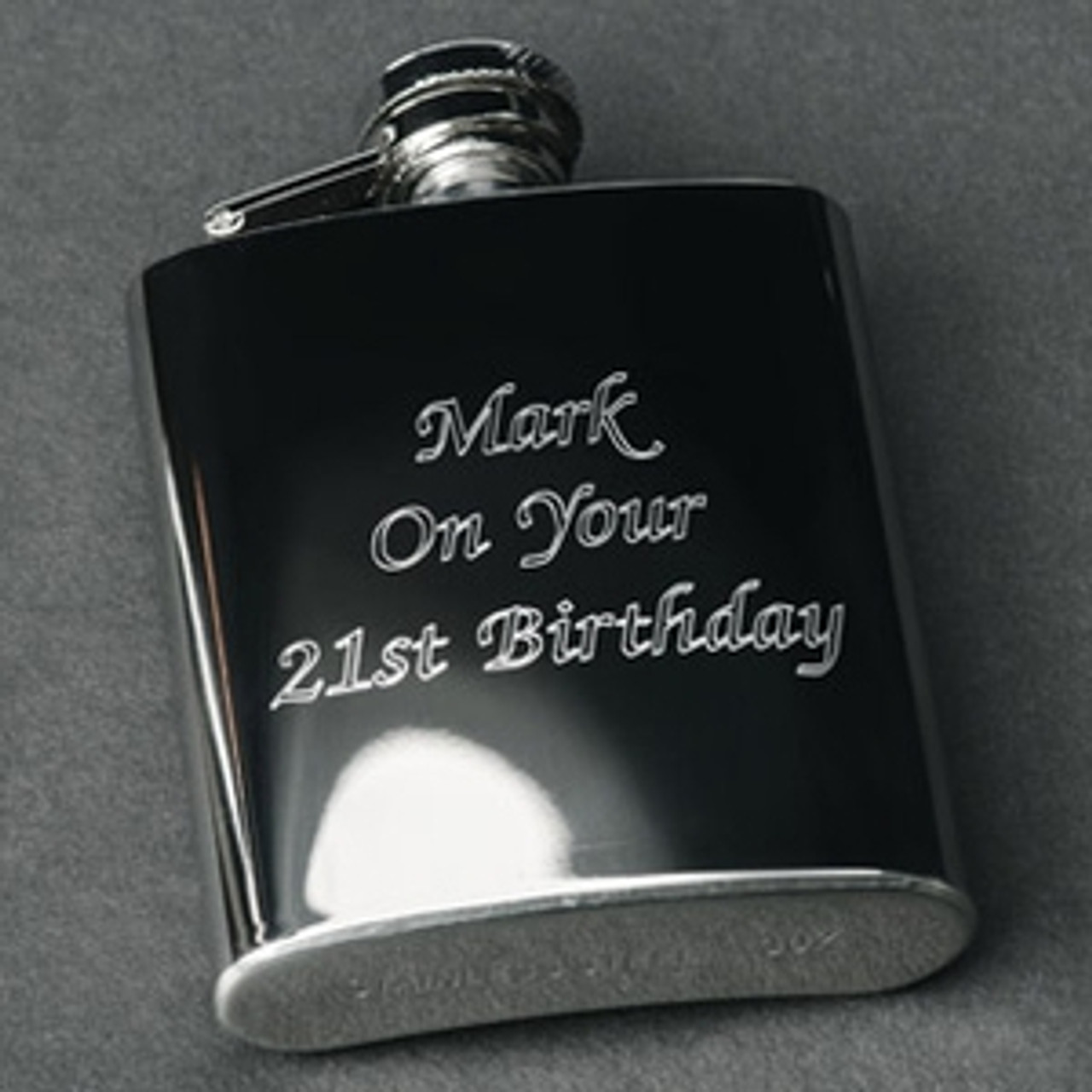 21st Birthday Keepsakes