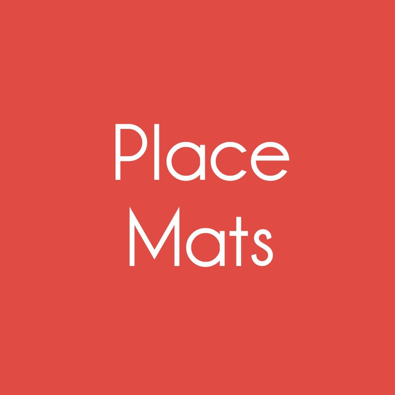 Pet Place Mats