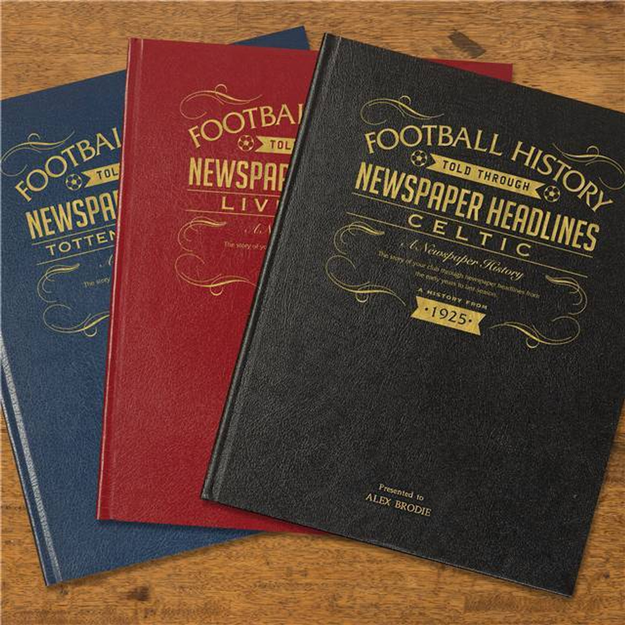 Football Newspaper Books