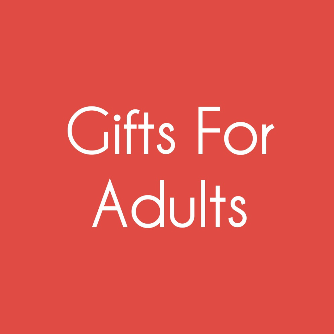 Birthday Gifts For Adults