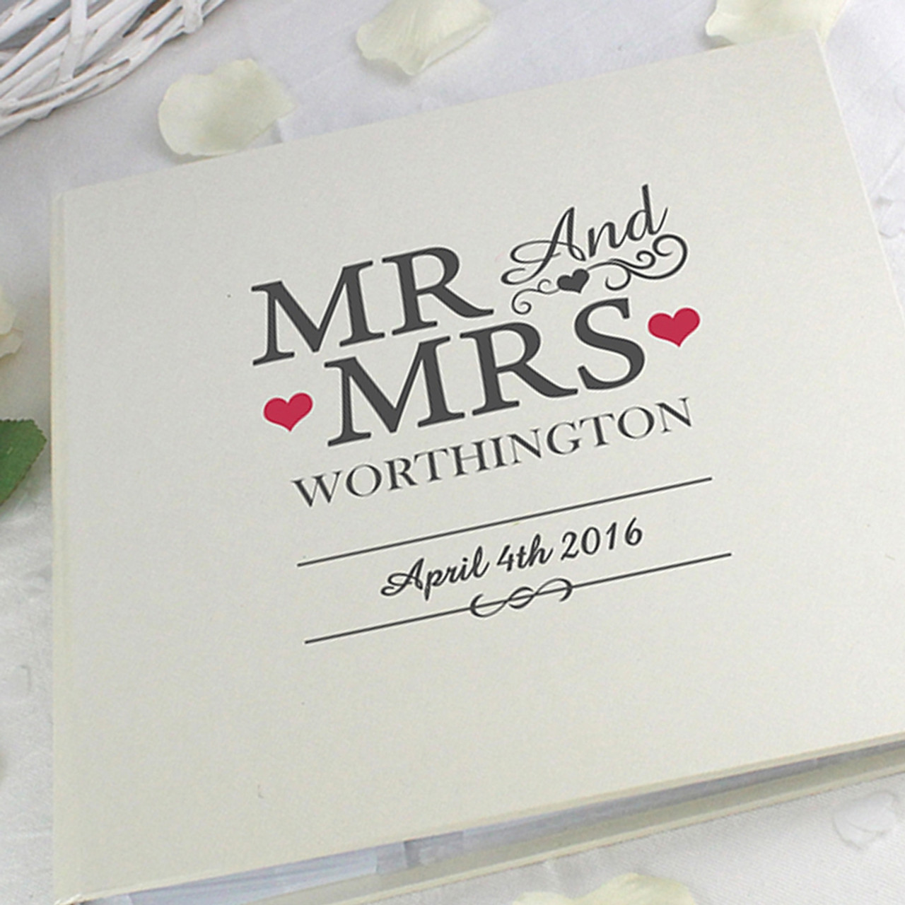 Photo Albums & Guestbooks