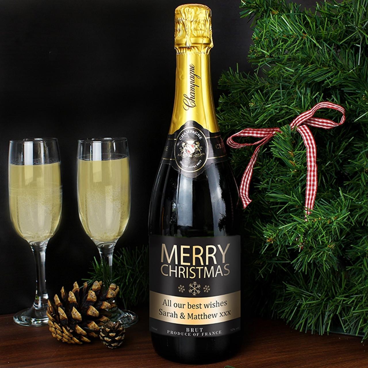 Christmas Alcohol