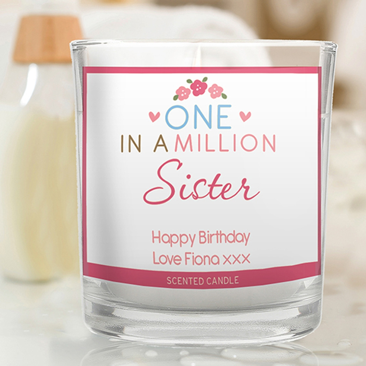 Birthday Gifts For Sisters