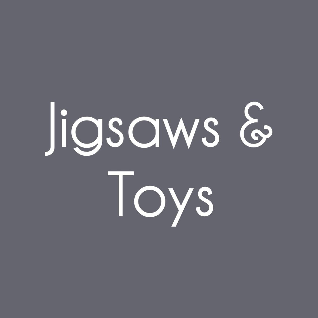 Jigsaws & Toys