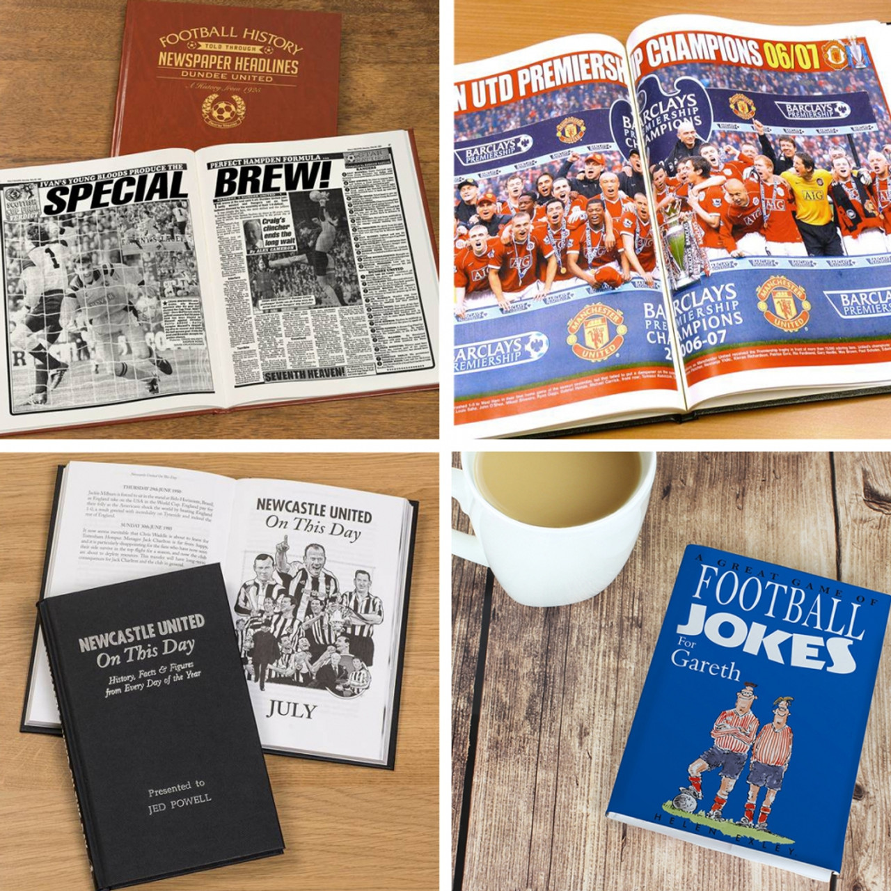 Shop All Football Books