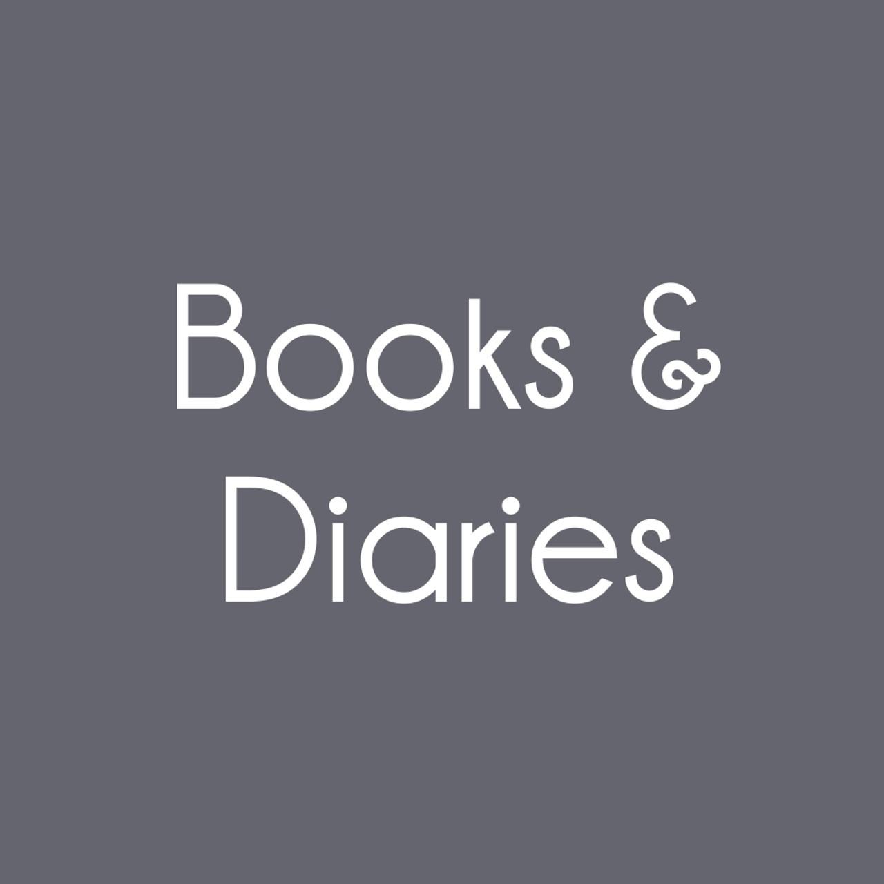 Books & Diaries