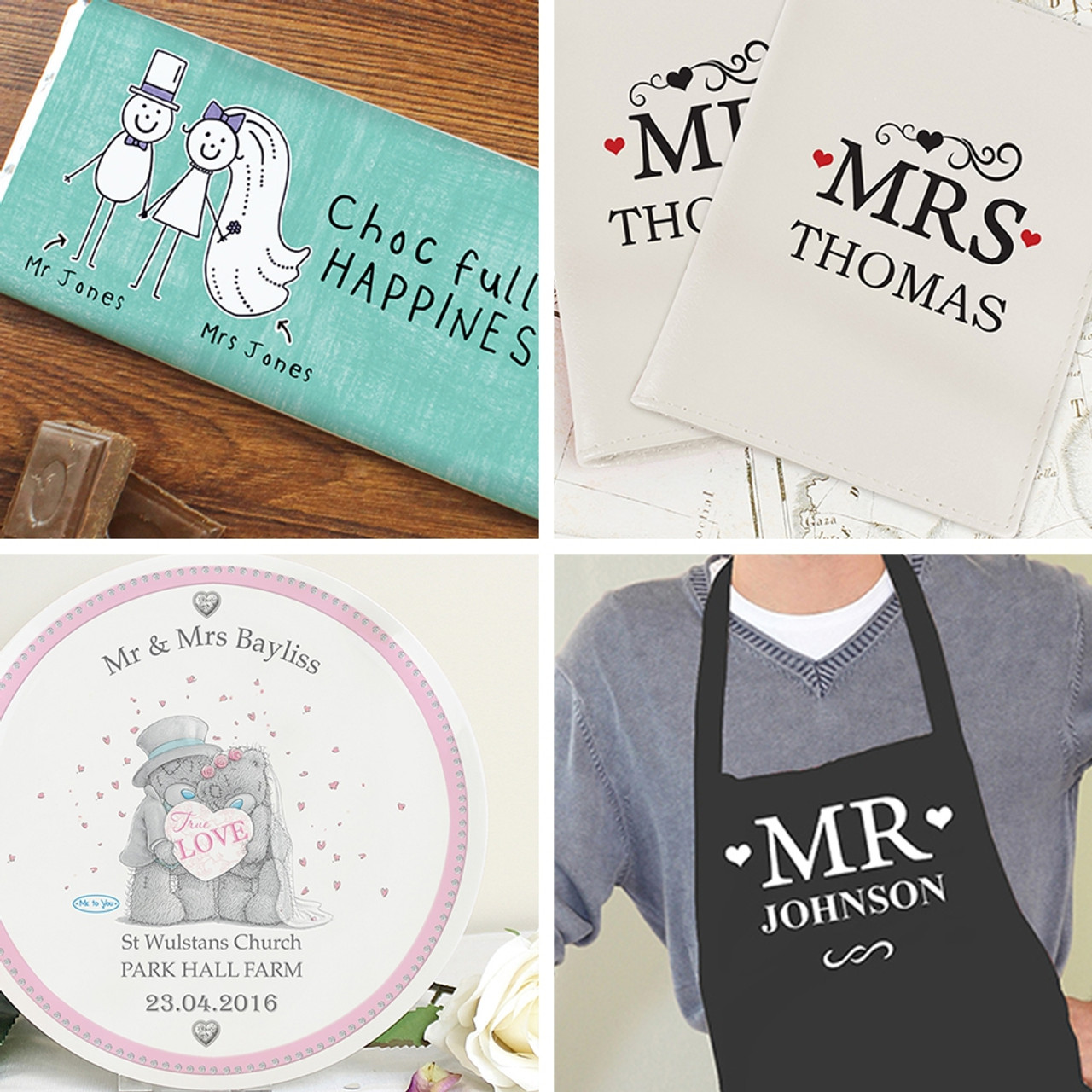 Shop All Bride & Groom Gifts