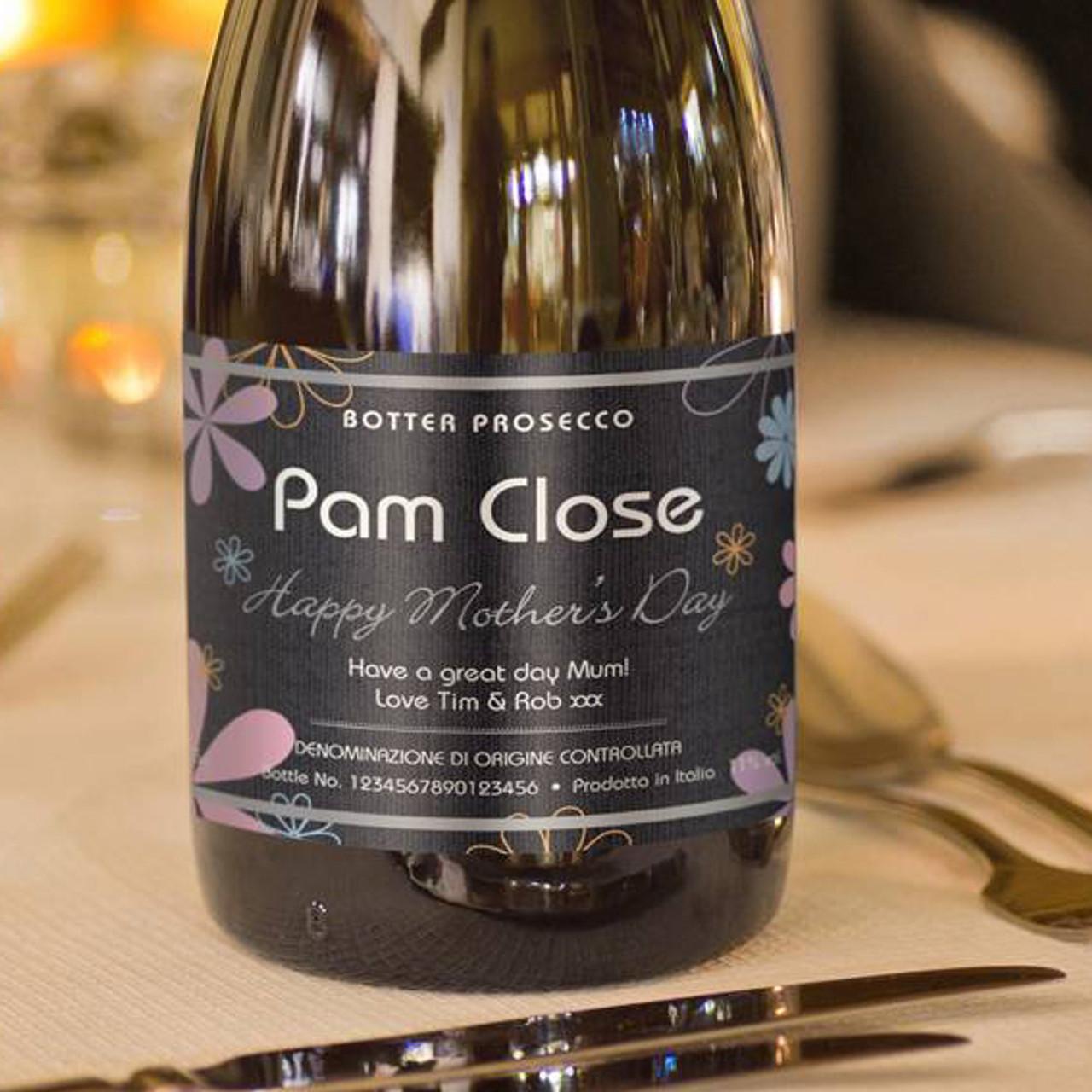 Champagne, Prosecco & Wine