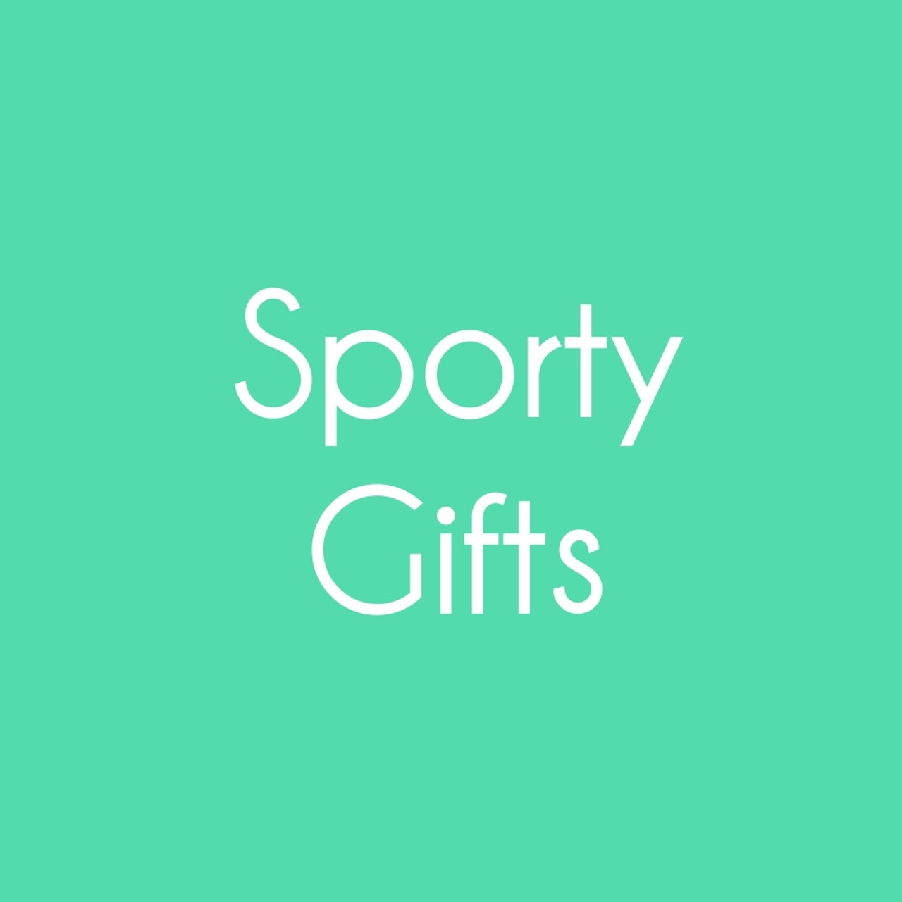 Sporty Gifts