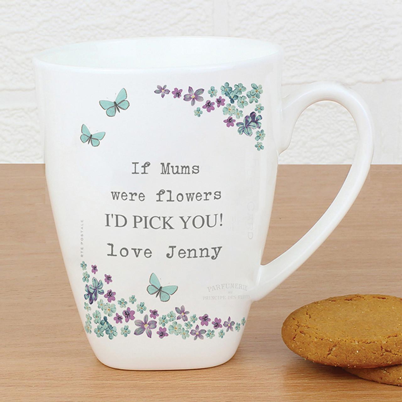 7027e05b9d5 Forget Me Not Latte Mug