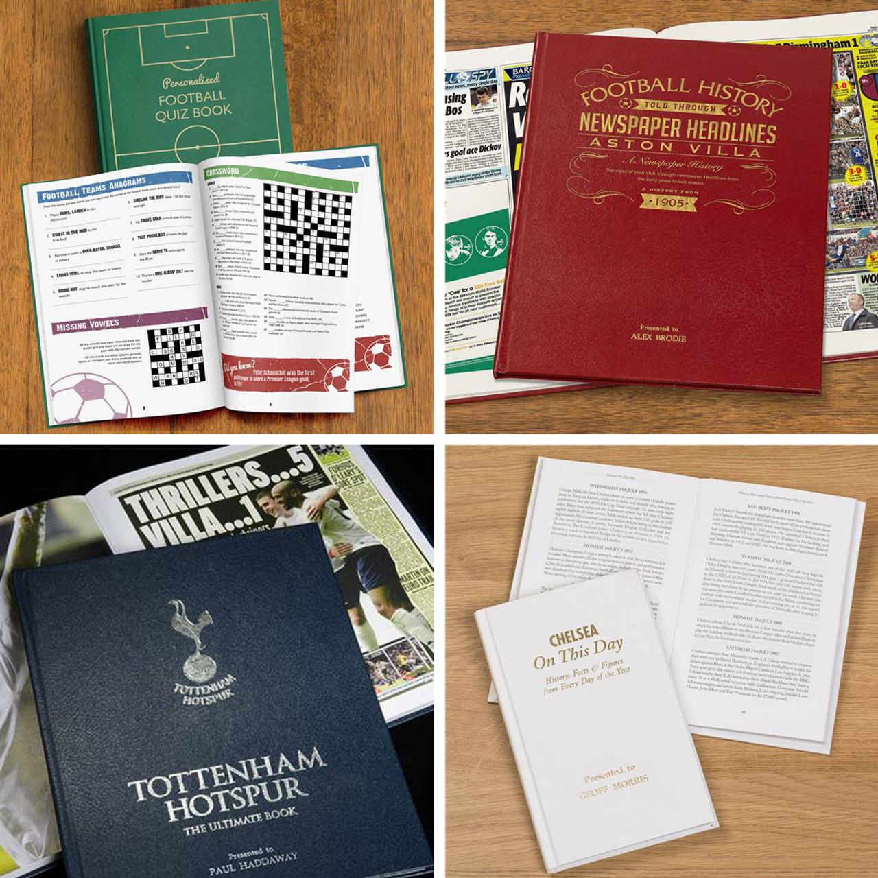 Shop All Football Books