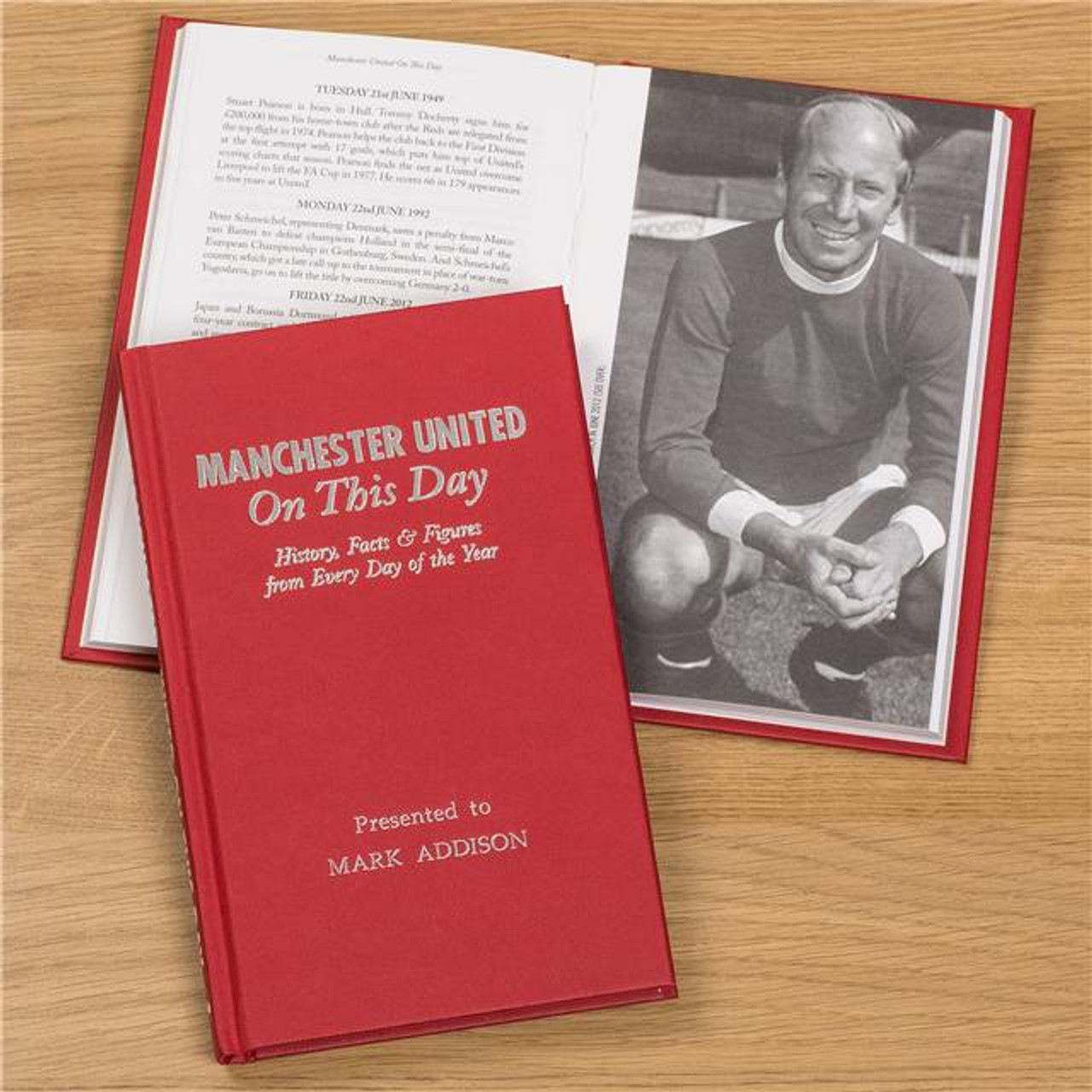 On This Day Football Books