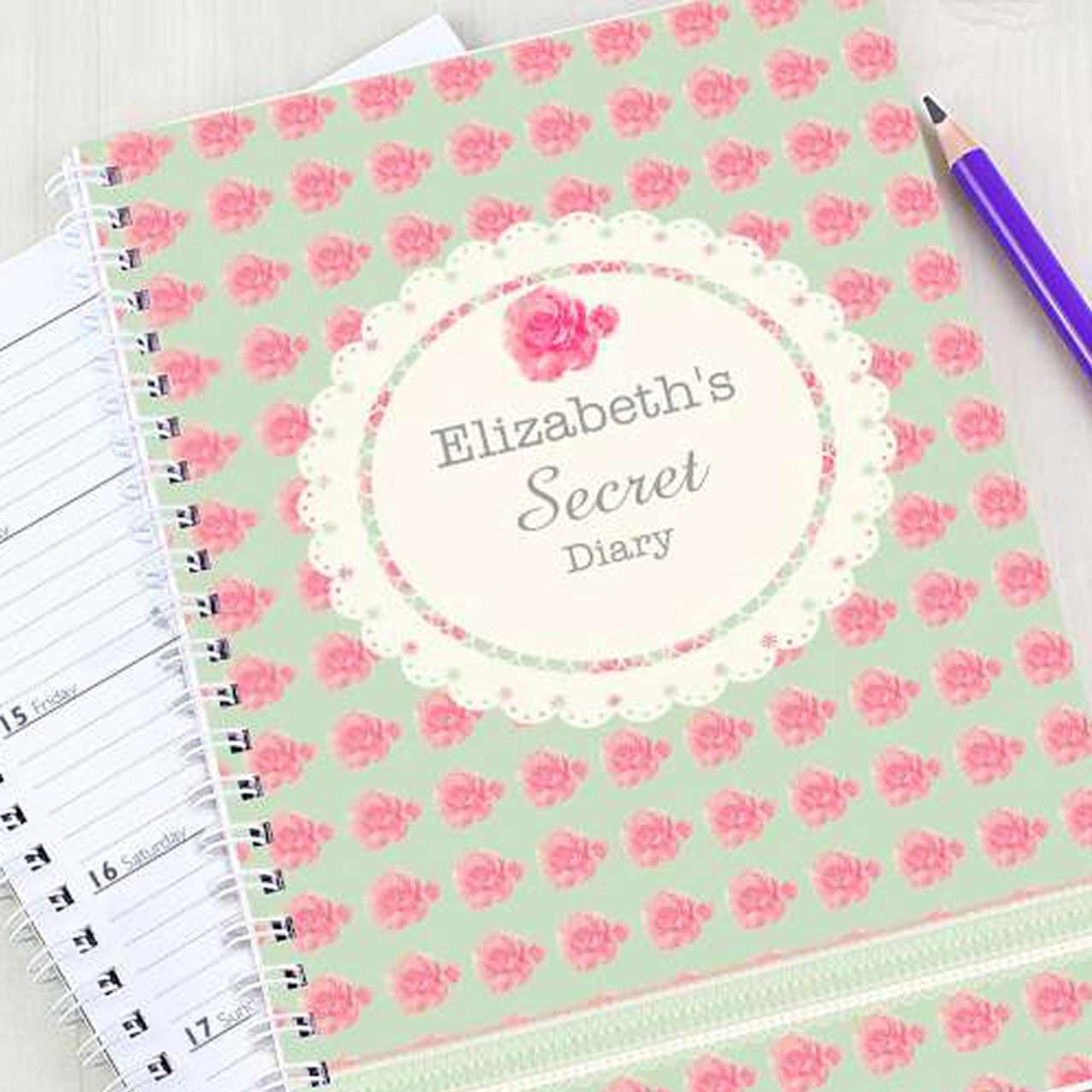 Diaries & Notebooks