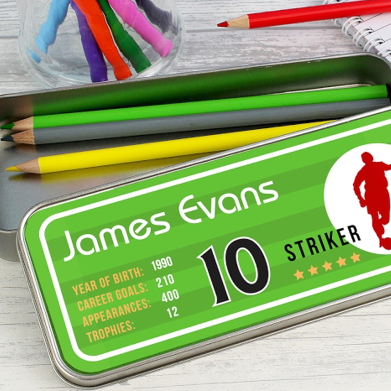Stationery & Pencil Cases