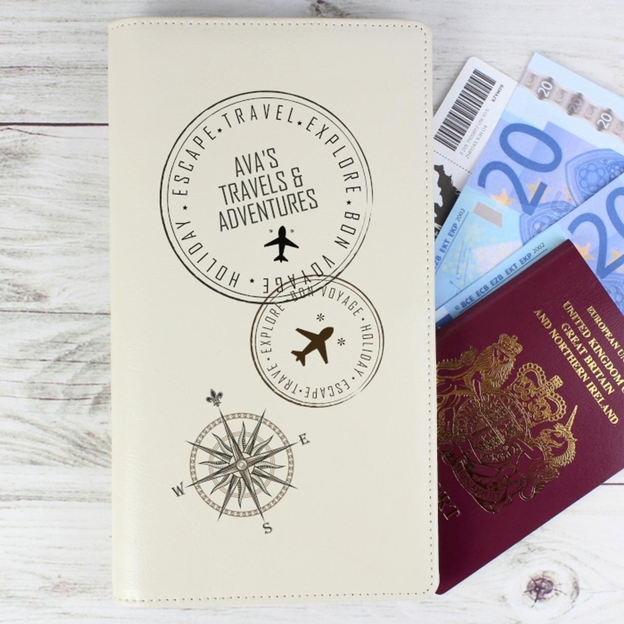 Passport & Document Holders