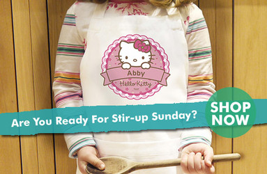 Are you ready for Stir-up Sunday?