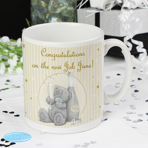 Personalised Me To You Gold Stars Mug From Something Personal