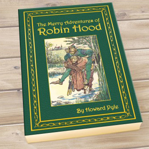 Personalised Robin Hood Novel From Something Personal