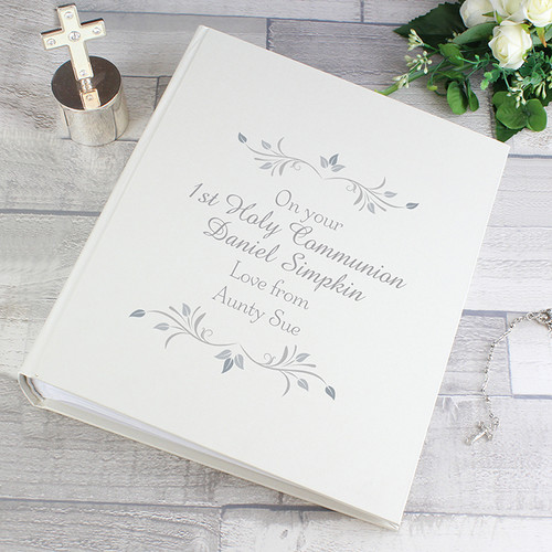 Personalised Sentiments Album With Sleeves From Something Personal