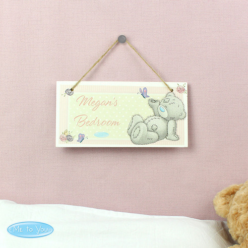 Personalised Me To You Wooden Sign From Something Personal