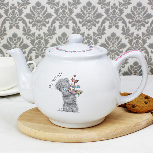 Personalised Me To You Cupcake Small Teapot From Something Personal