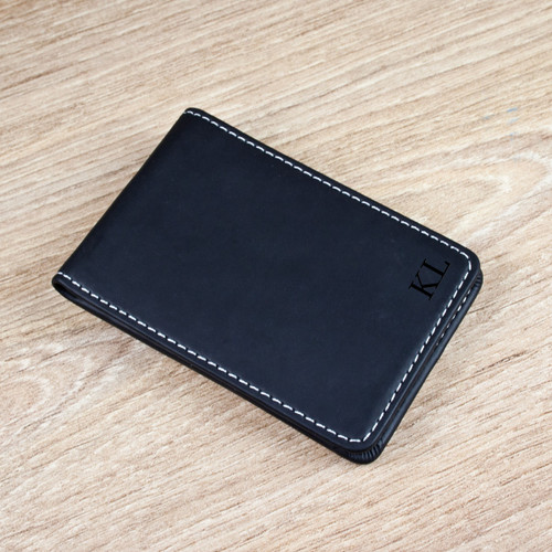 Personalised Credit Card Holder From Something Personal
