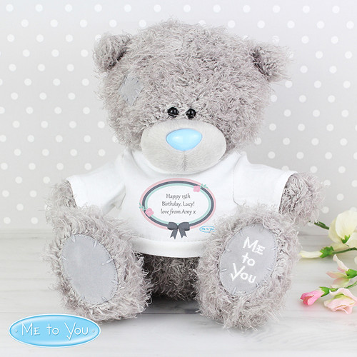 Personalised Me To You Pastel Belle Bear From Something Personal