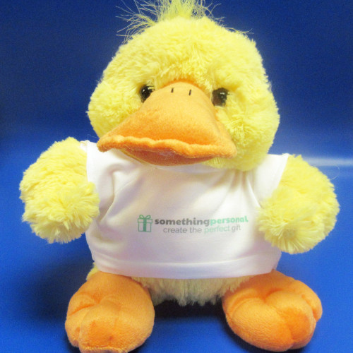 Personalised Dilly Duck Soft Toy From Something Personal