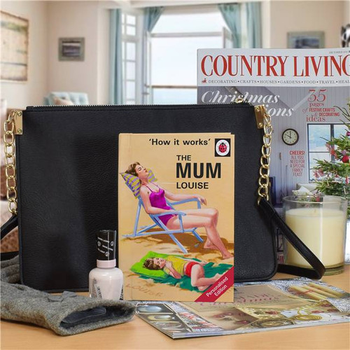 Personalised The Mum Ladybird Book From Something Personal