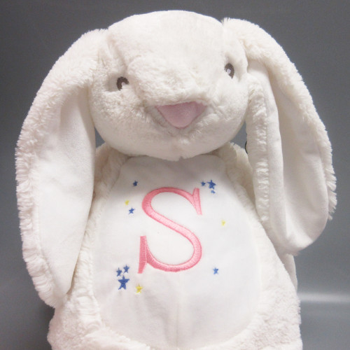 Personalised Bedtime Bunny From Something Personal