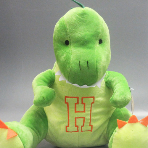Personalised Rex Dinosaur Initial Teddy From Something Personal