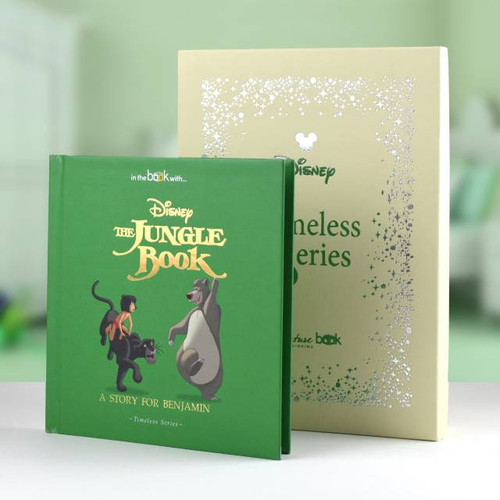 Personalised Disney Jungle Book Story Book From Something Personal