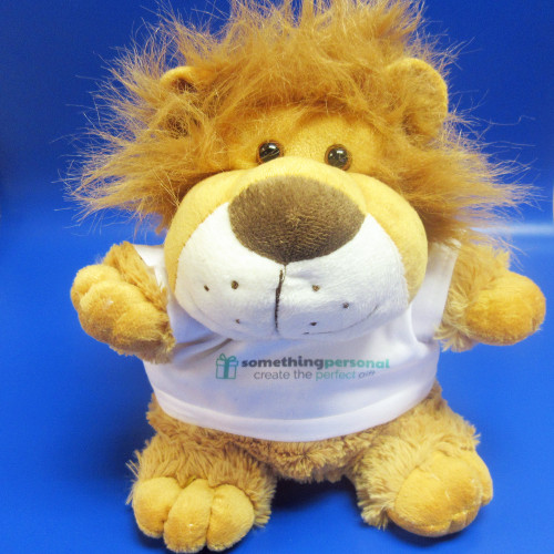 Personalised Dandy Lion Soft Toy From Something Personal