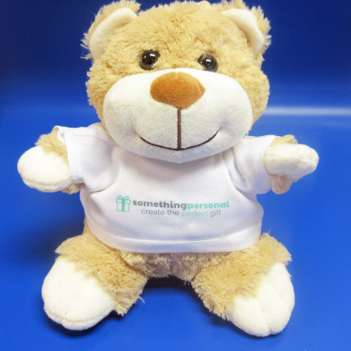 Personalised Bramble Bear Soft Toy From Something Personal