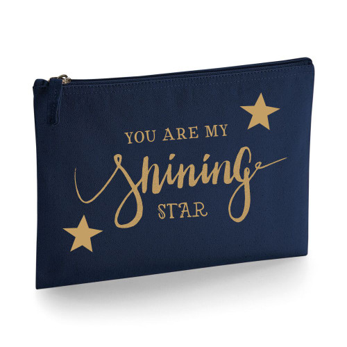Shining Star Accessory Pouch From Something Personal