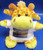 Personalised Jasmine Giraffe Soft Toy From Something Personal