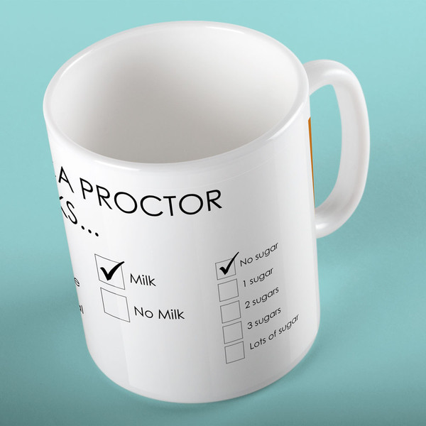 Personalised 1 lump or 2 mug from Something Personal