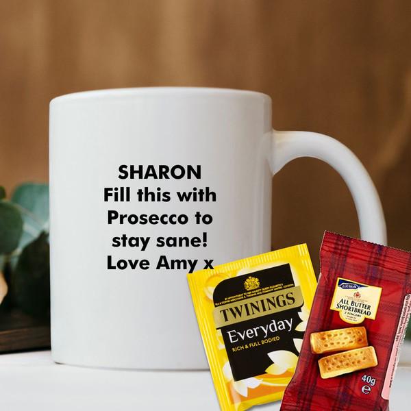 Personalised Lockdown Mug From Something Personal