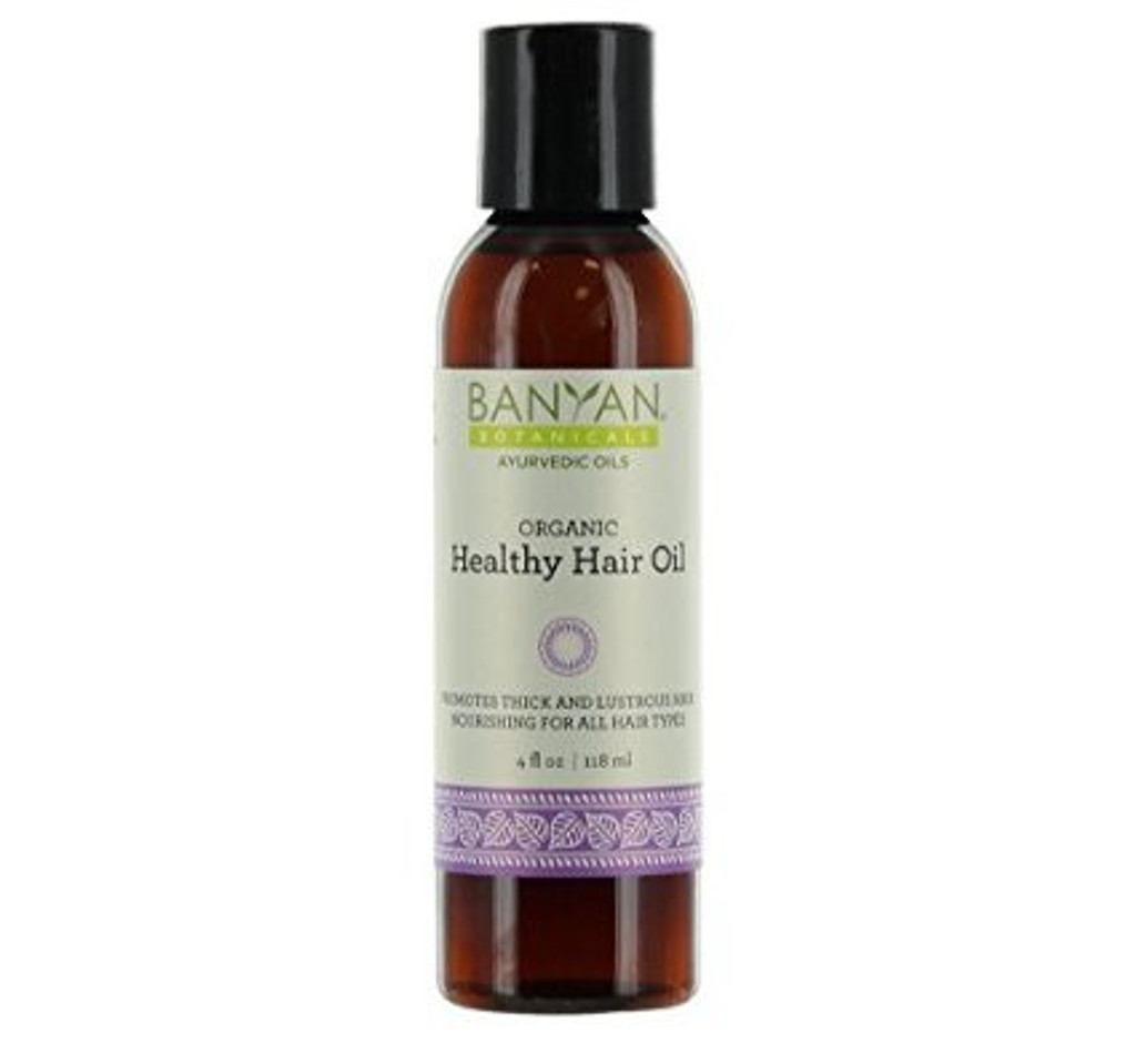 Organic Healthy Hair Oil