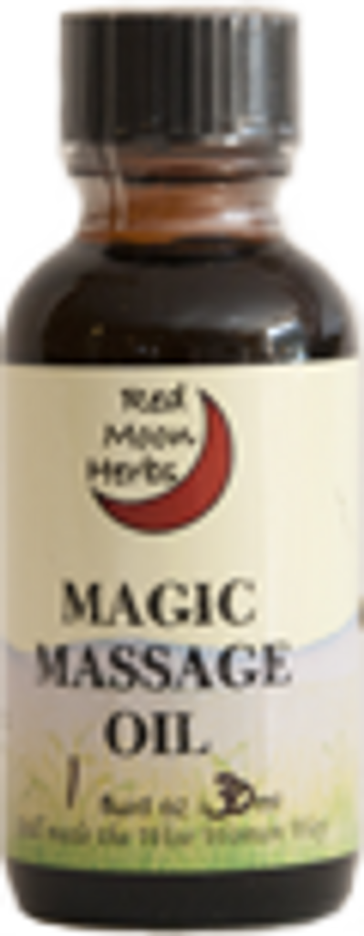 Magic Massage Oil