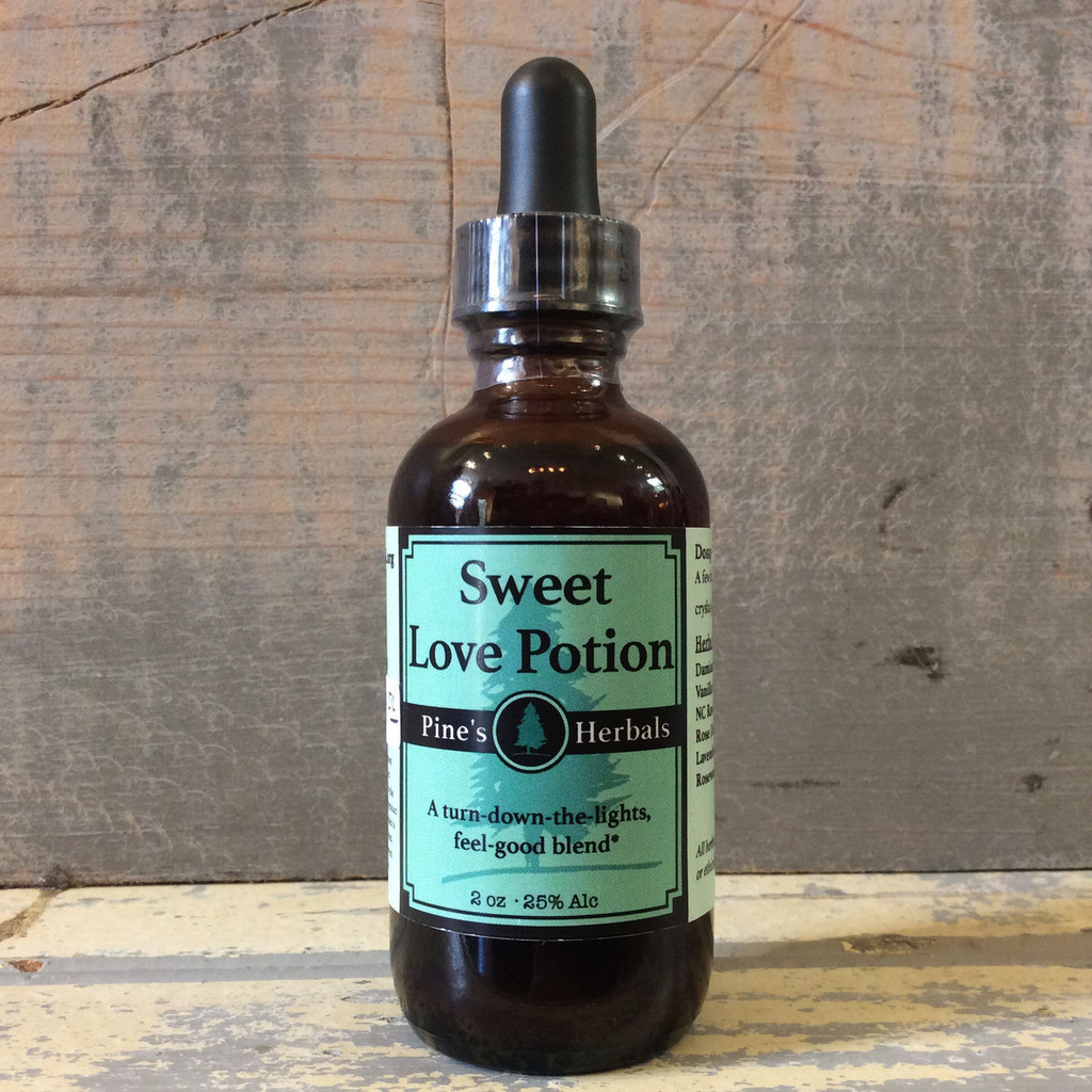 Sweet Love Potion